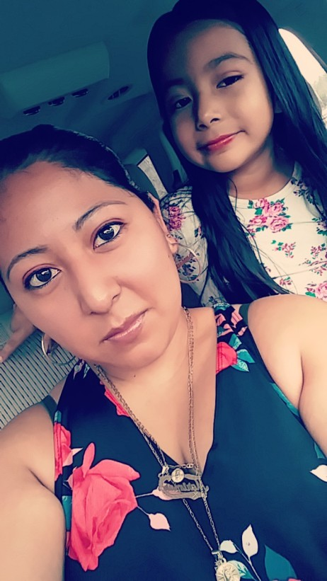 Daughter and Me